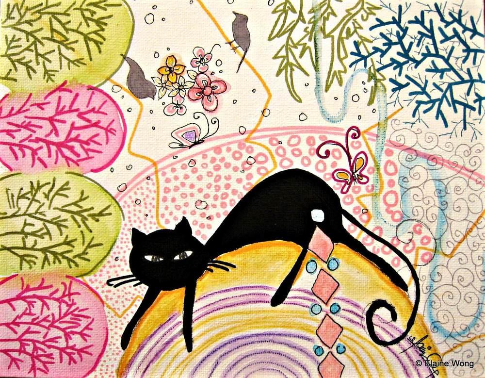 Funky Cat (2010)
