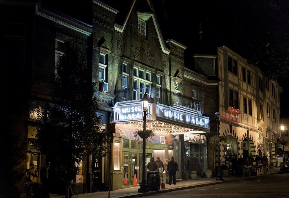 Music Hall i Tarrytown, New York.
