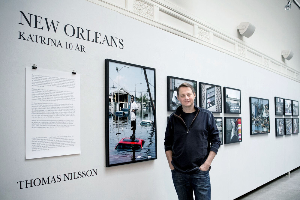 August 2015. New Orleans, 10 years after hurricane Katrina -  Exhibition at Galleri Kontrast in Stockholm, Sweden.    Read more here.