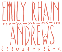 Emily Rhain Andrews Illustration