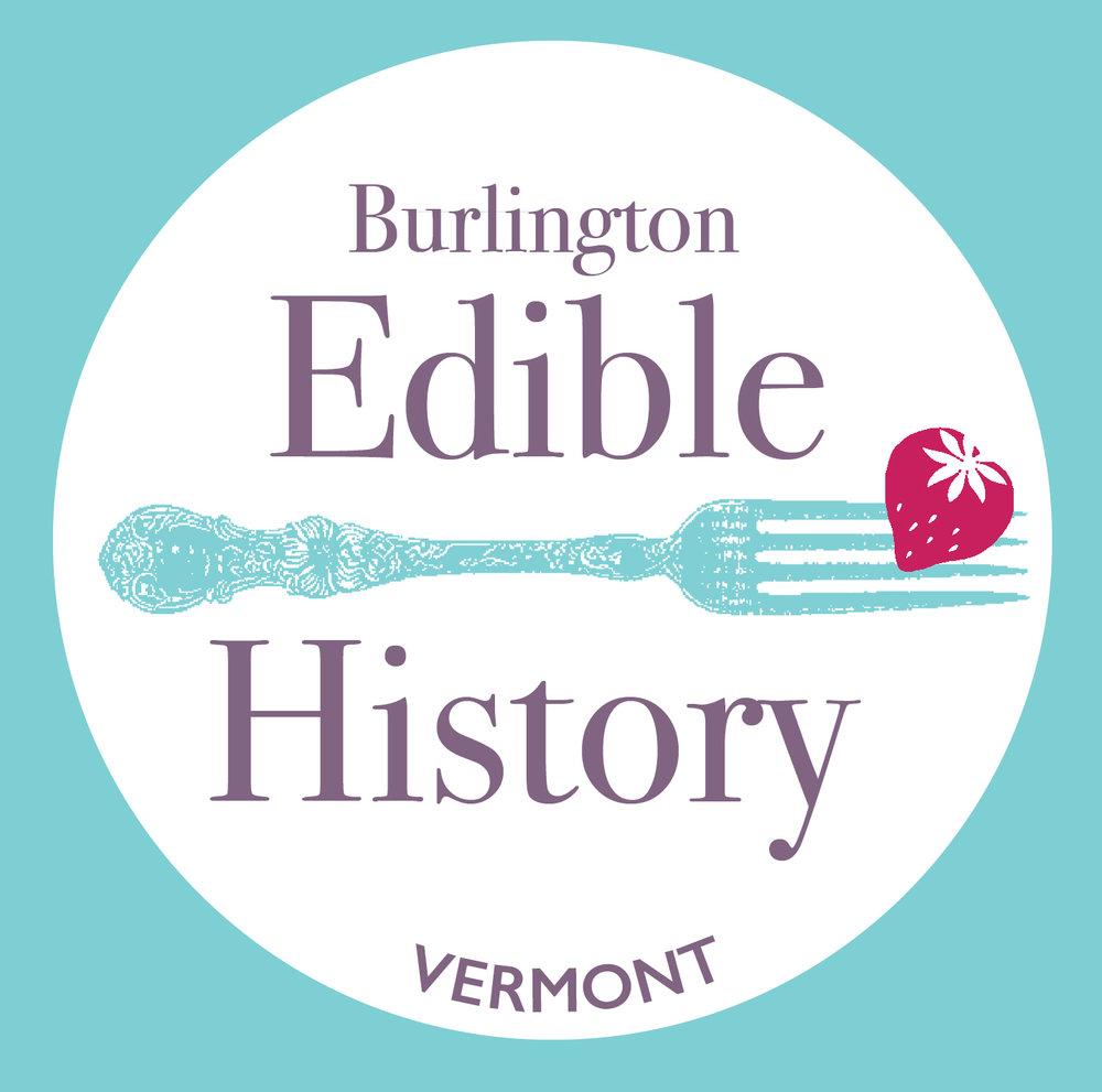 Burlington Edible History