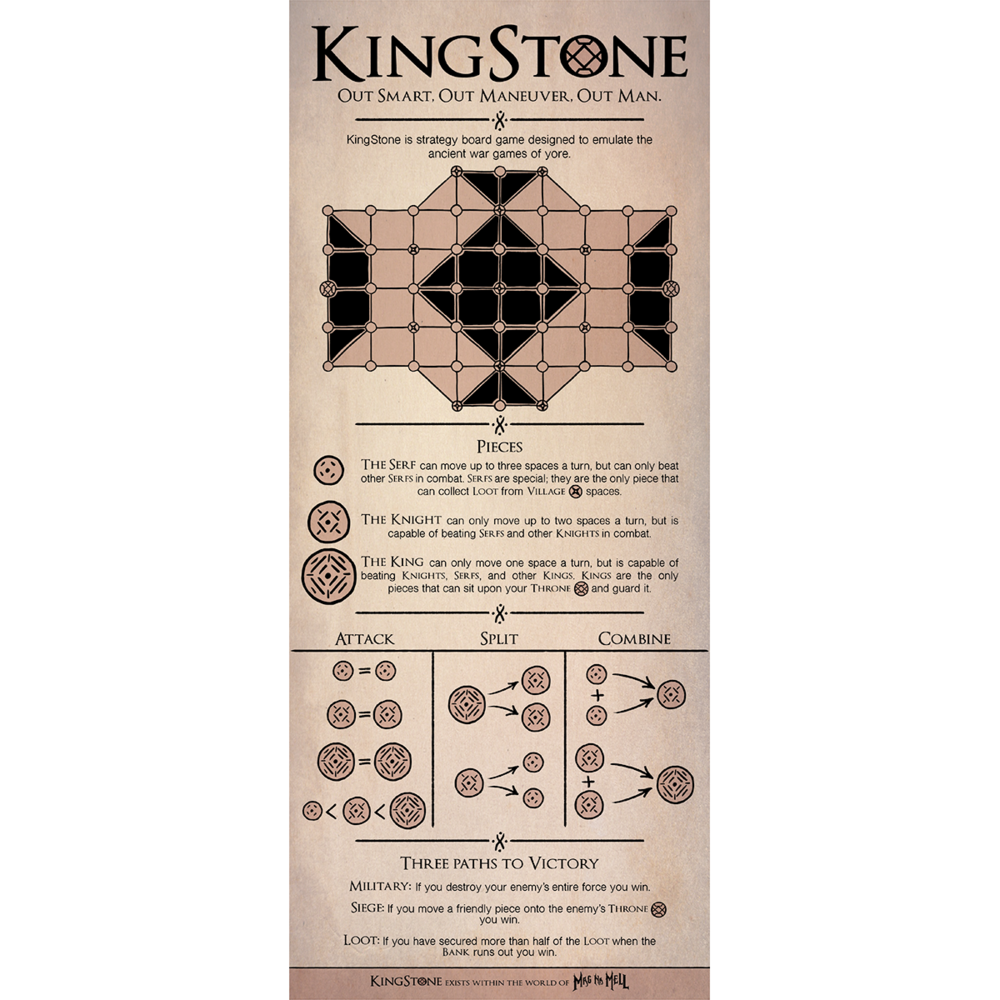 KingStone Banner