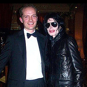 Meeting Michael Jackson