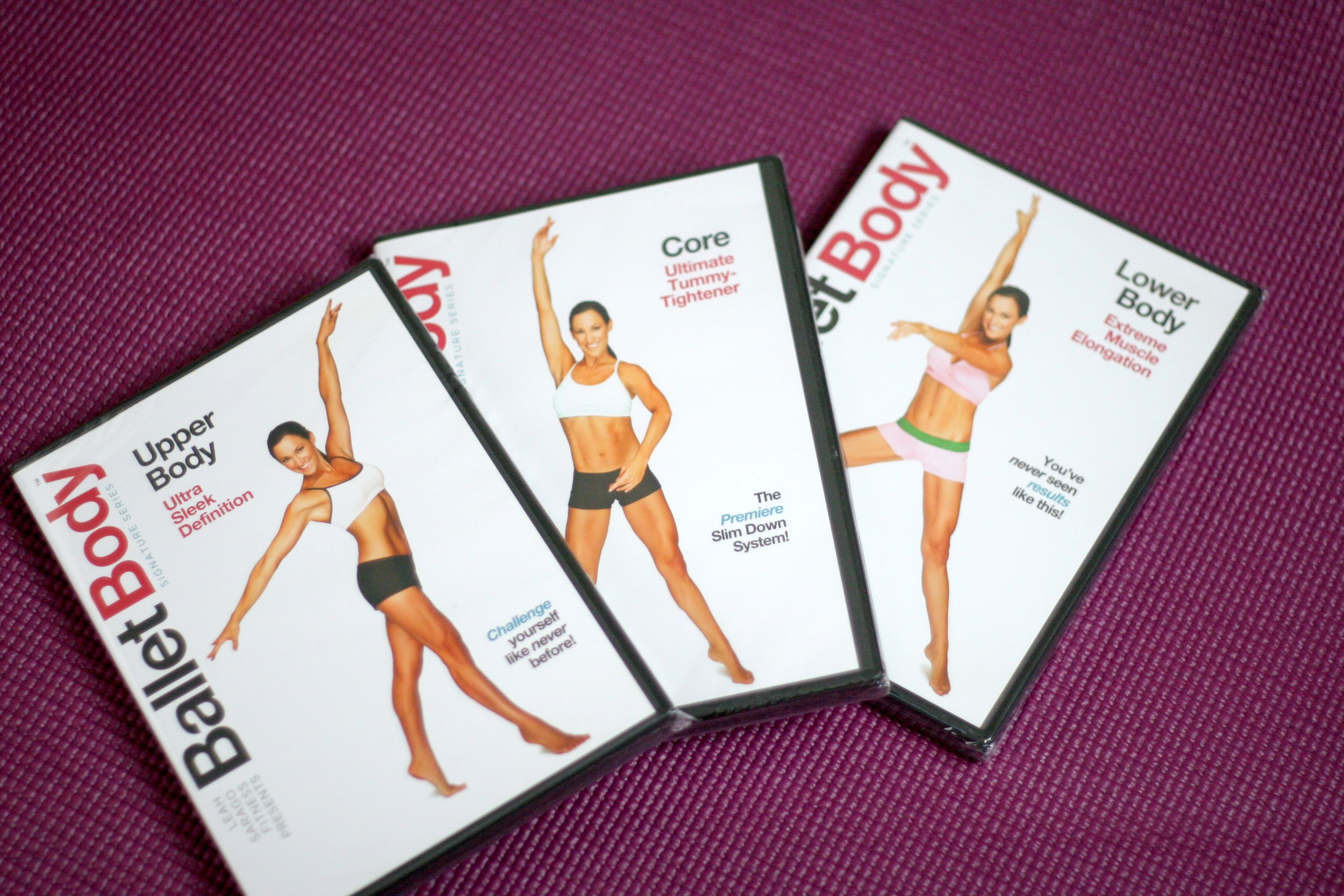 Ballet Body Extreme Elongation DVD review