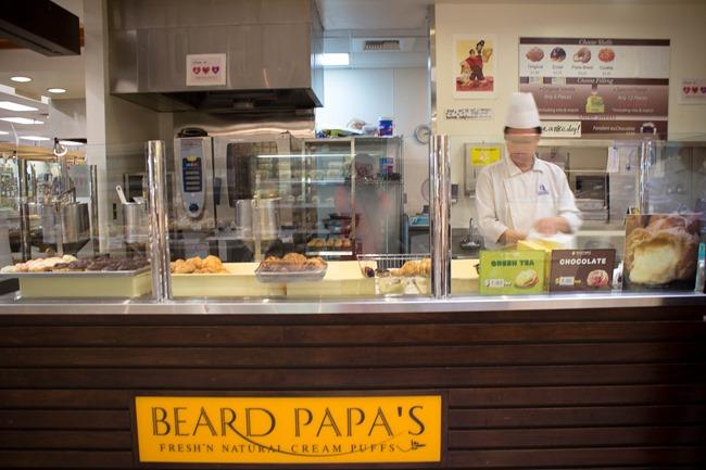 Beard-Papa-Gardena