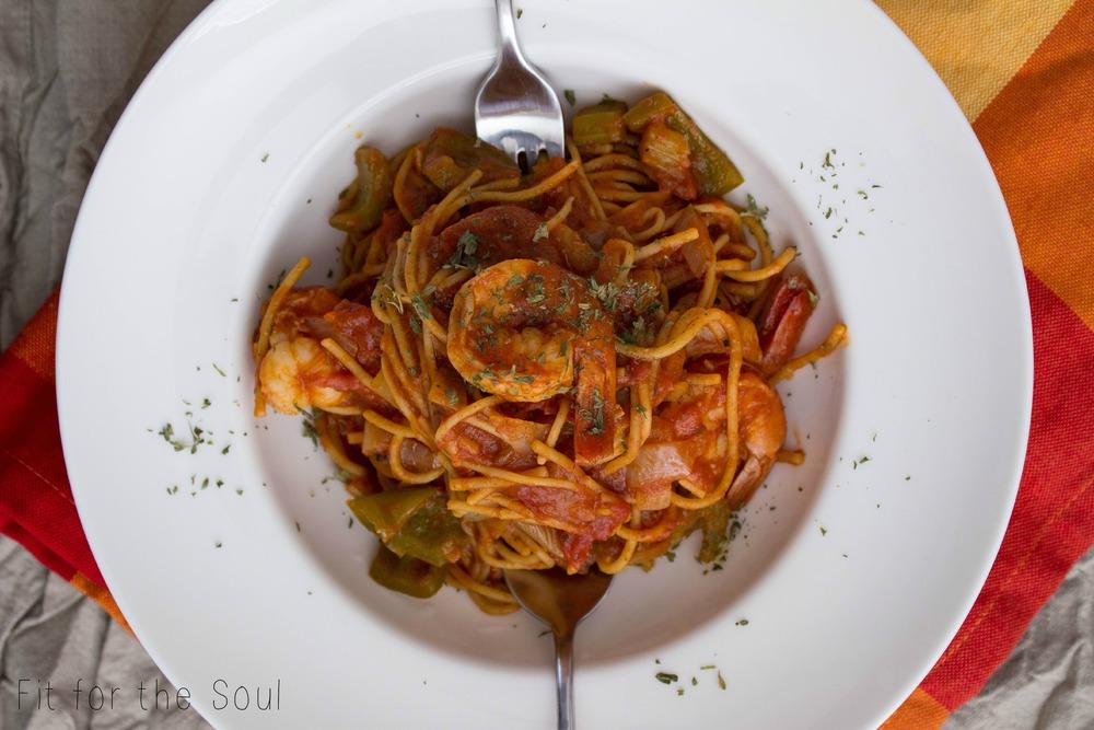 cajun-crockpot-pasta
