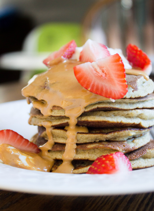 all-natural-protein-pancakes