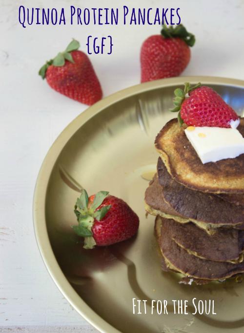 quinoa-protein-pancakes