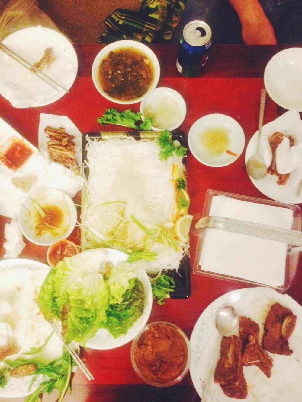 sushi-bbq-dinner