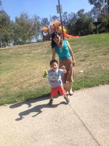 park-with-nephew