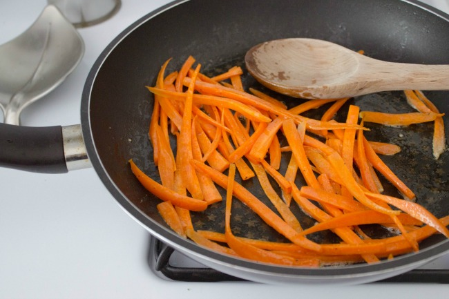 sauted-carrots