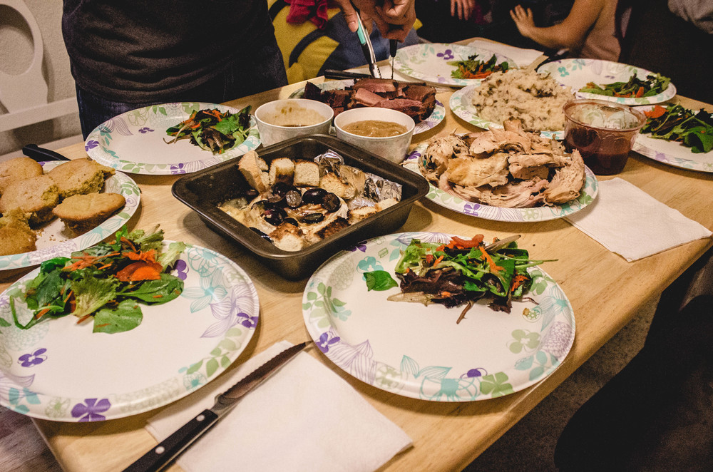 Thanksgiving 2014 Feast | fit for the soul