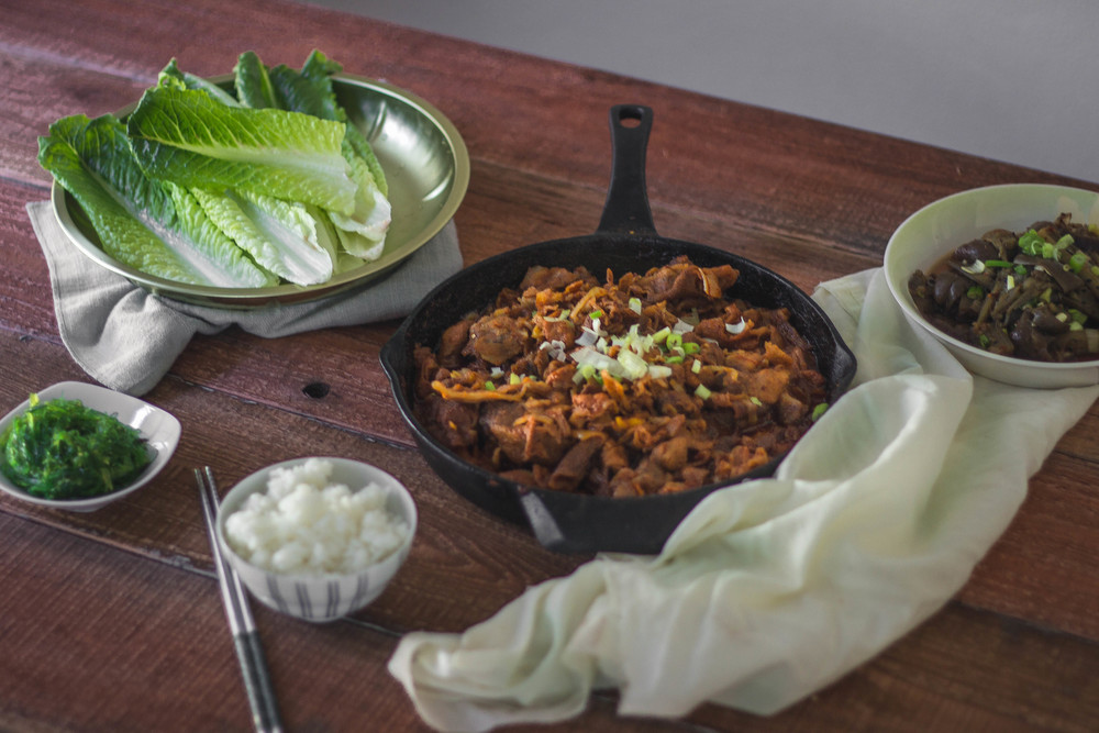 How to make Korean pork bulgogi | by fit for the soul
