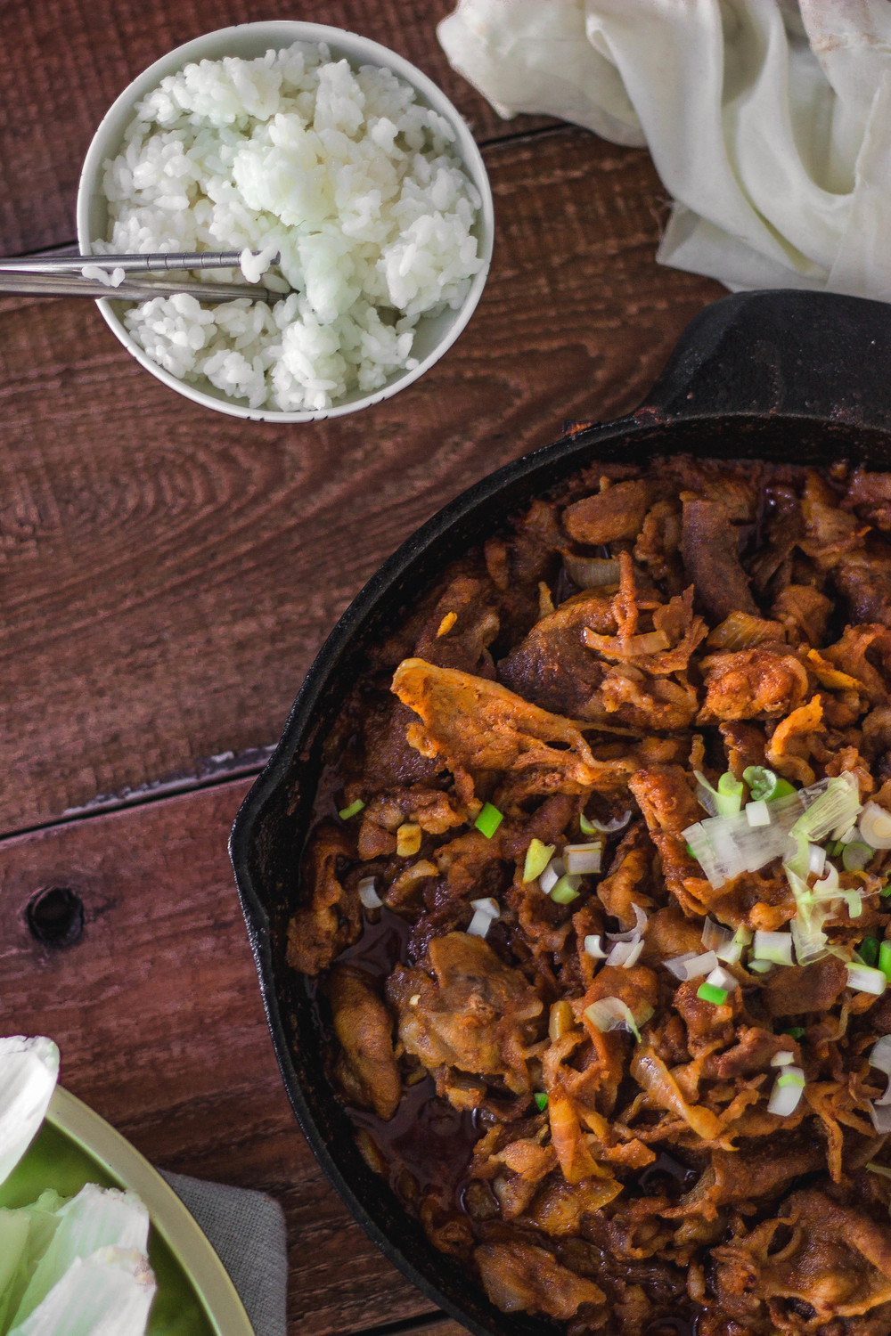 How to make the best Korean pork bulgogi | by fit for the soul