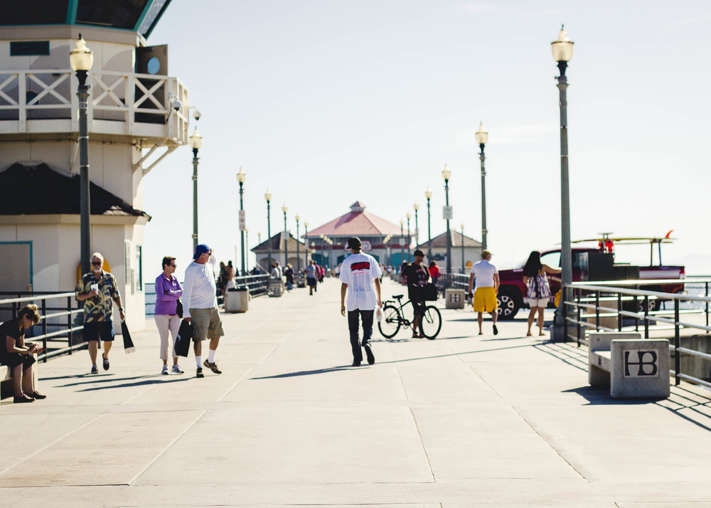 Huntington Beach Pier | by fit for the soul