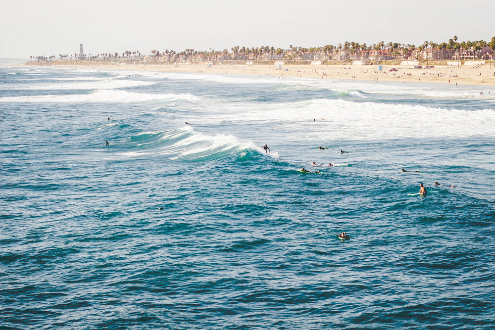 Huntington Beach Surf City | by fit for the soul