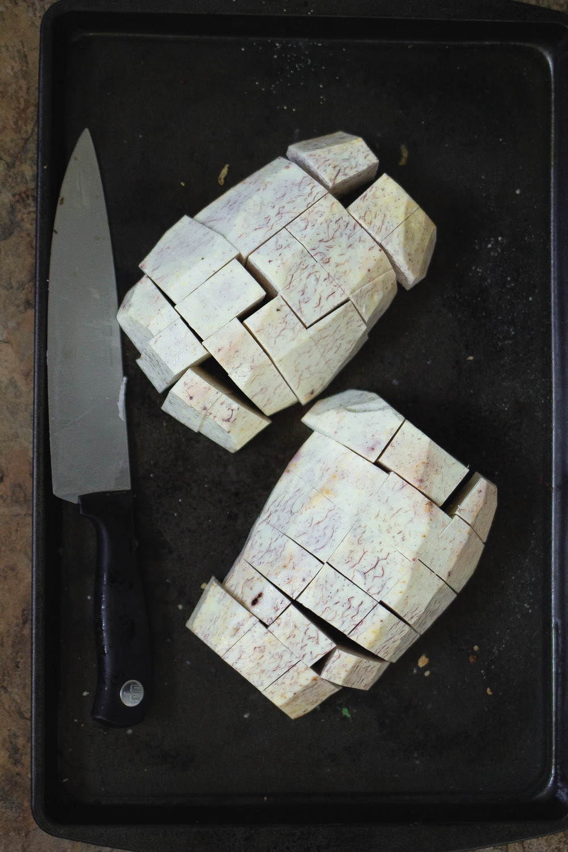 Taiwanese Taro Buns Recipe {Chaoshan Style}2.jpg