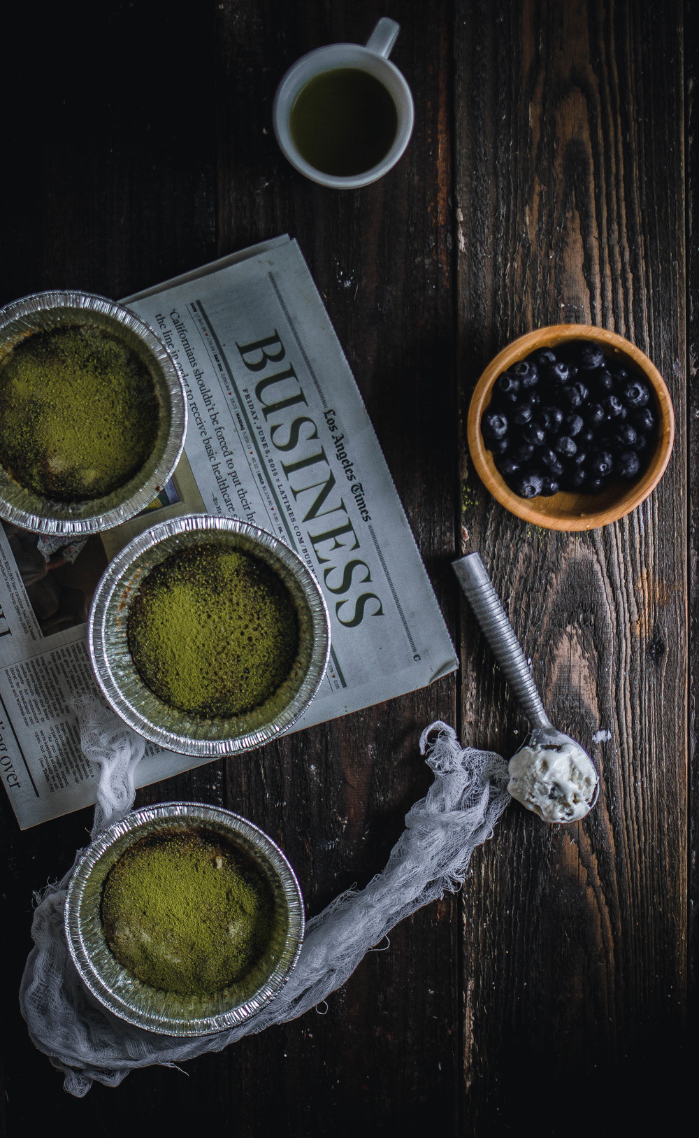 Matcha Creme Brulee recipe without a torch | by fit for the soul