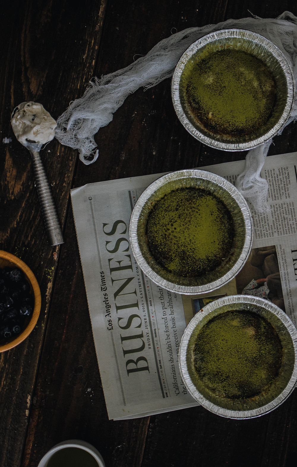 How to make Matcha Creme Brulee without a blowtorch | by fit for the soul