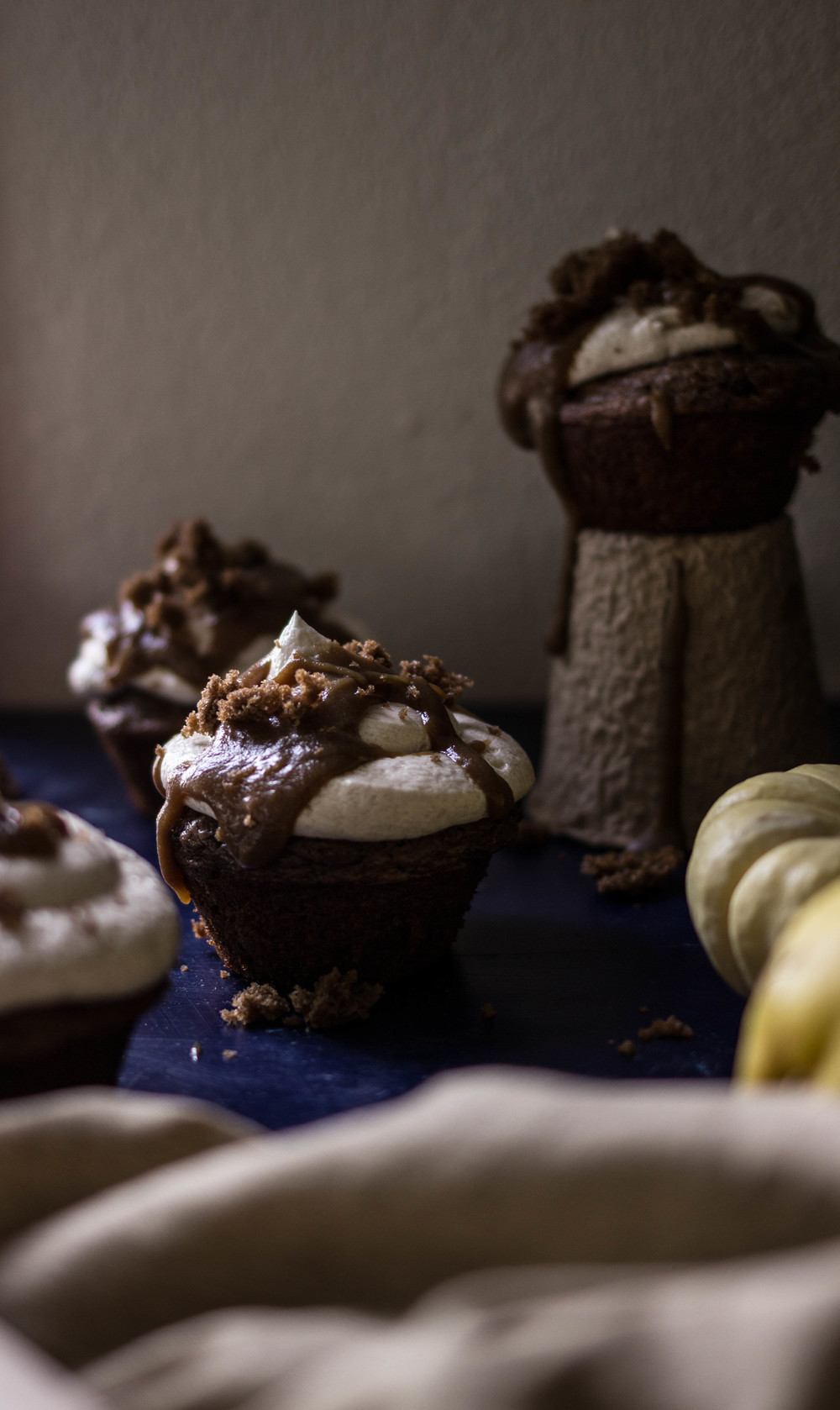 Boozy desserts and cupcake recipes for Halloween | by fit for the soul