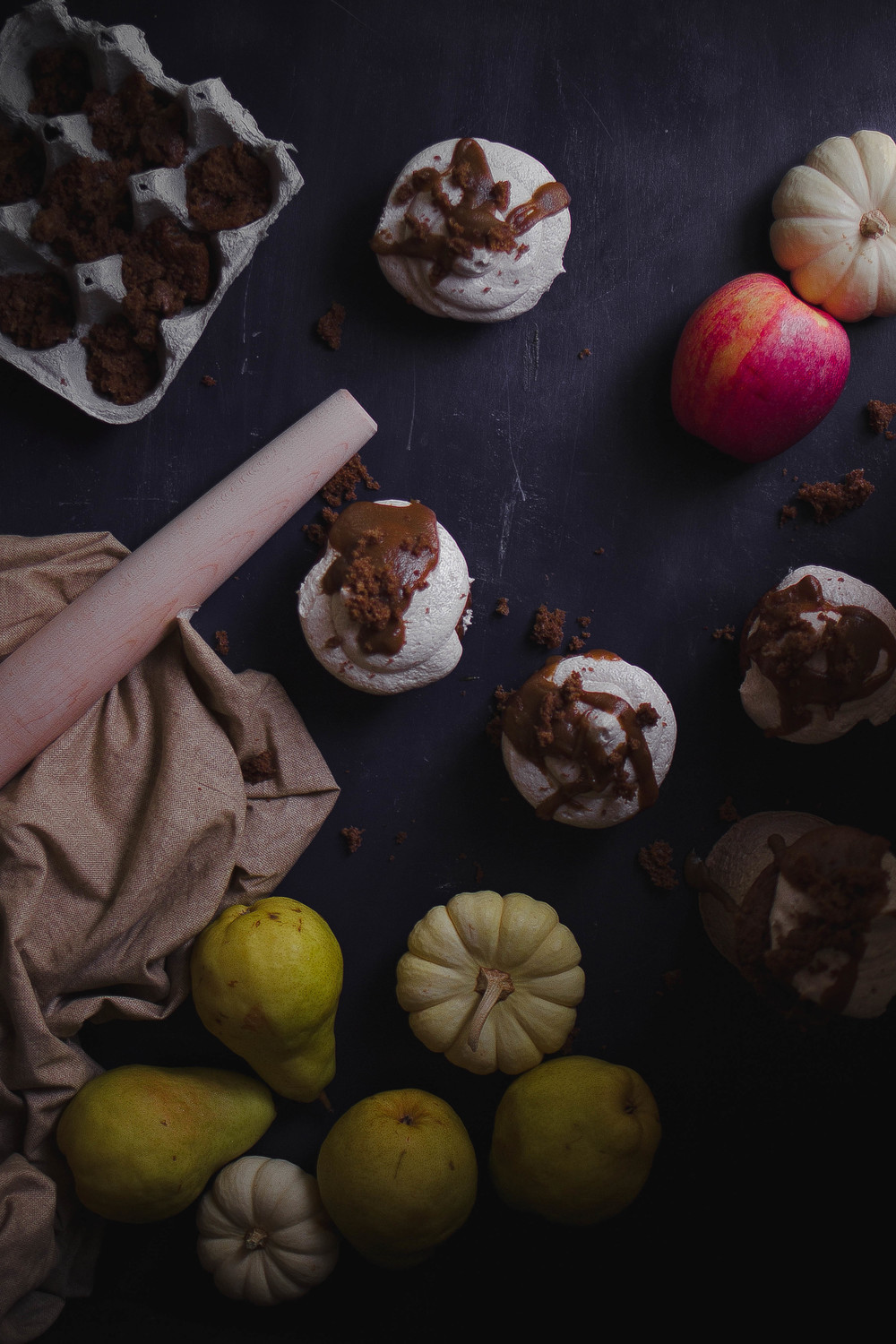 How to make desserts with liquor, plus yogurt chocolate cupcakes | by fit for the soul