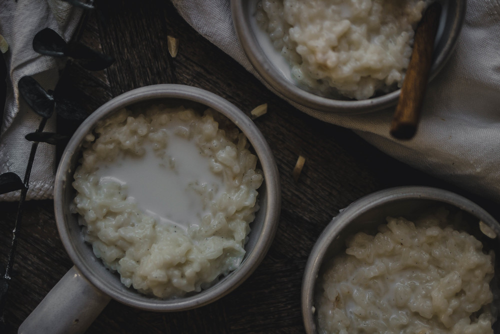 Como hacer un buen arroz con leche | by fit for the soul