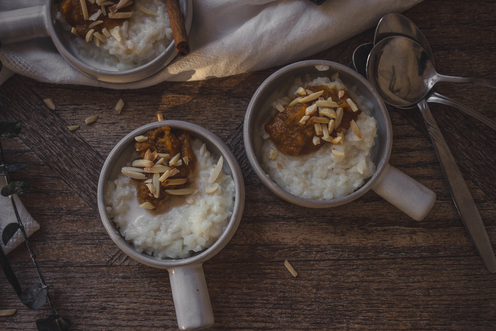 How to make super creamy arroz con leche, step by step | by fit for the soul