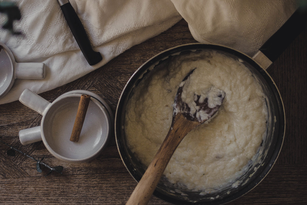 How to make Argentinean Arroz con Leche step by step | by fit for the soul