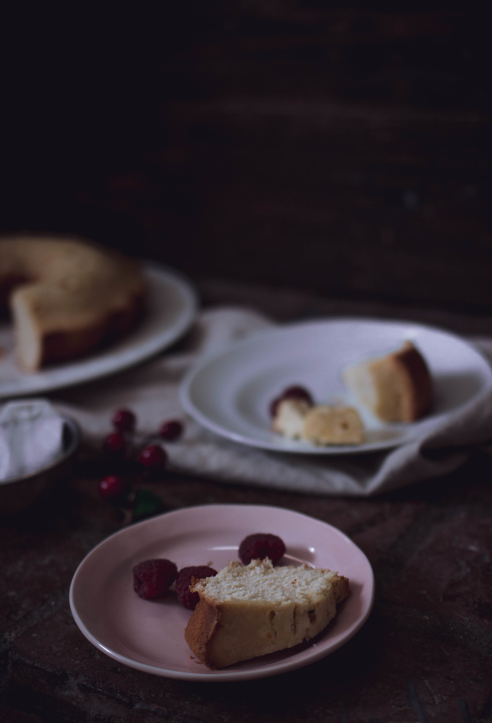 earl grey and olive oil pound cake recipe | by fit for the soul