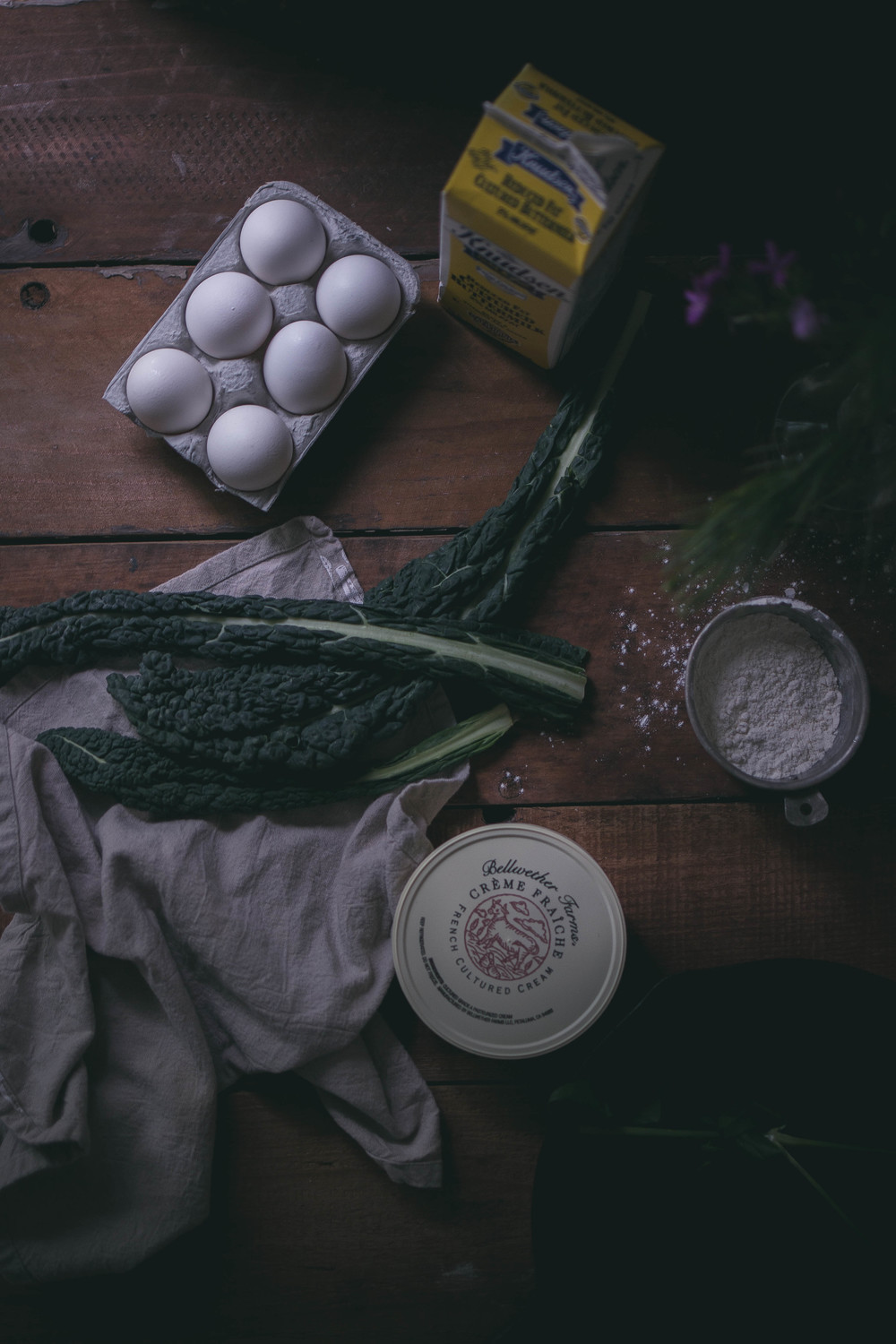 How to include pureed kale into fluffy buttermilk pancakes | by fit for the soul