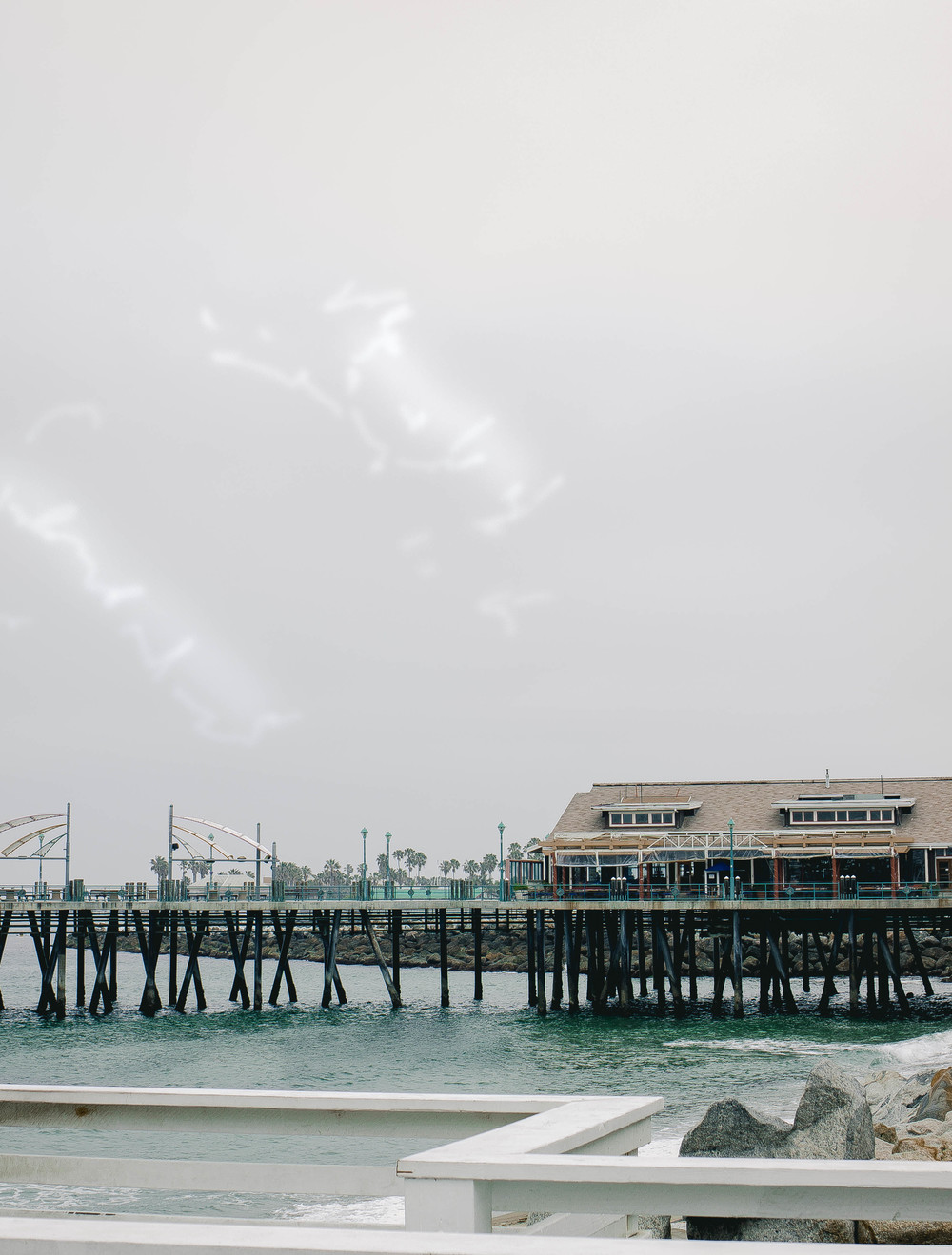 Redondo Beach Pier in South Bay | from scratch, mostly