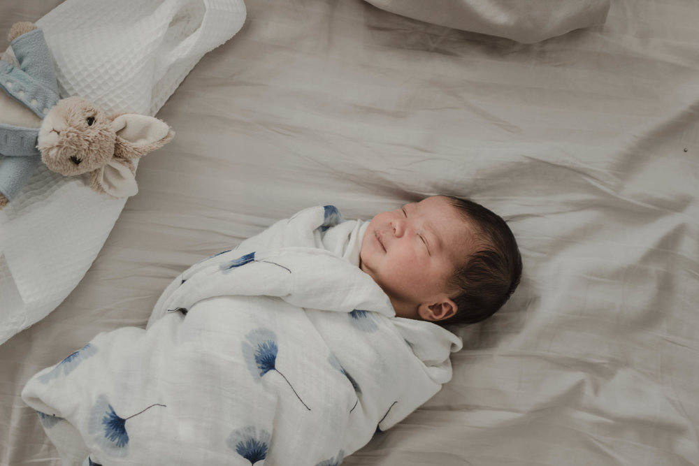 Baby Tabitha is here! --newborn photography | from scratch, mostly