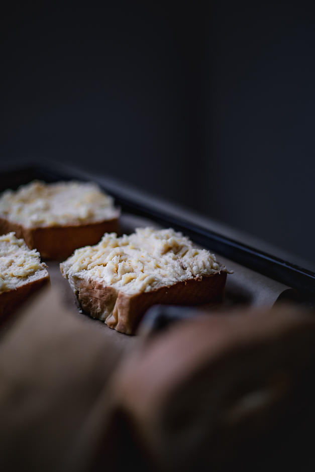 Homemade brick toast with Hokkaido bread--an Asian inspired recipe | from scratch, mostly