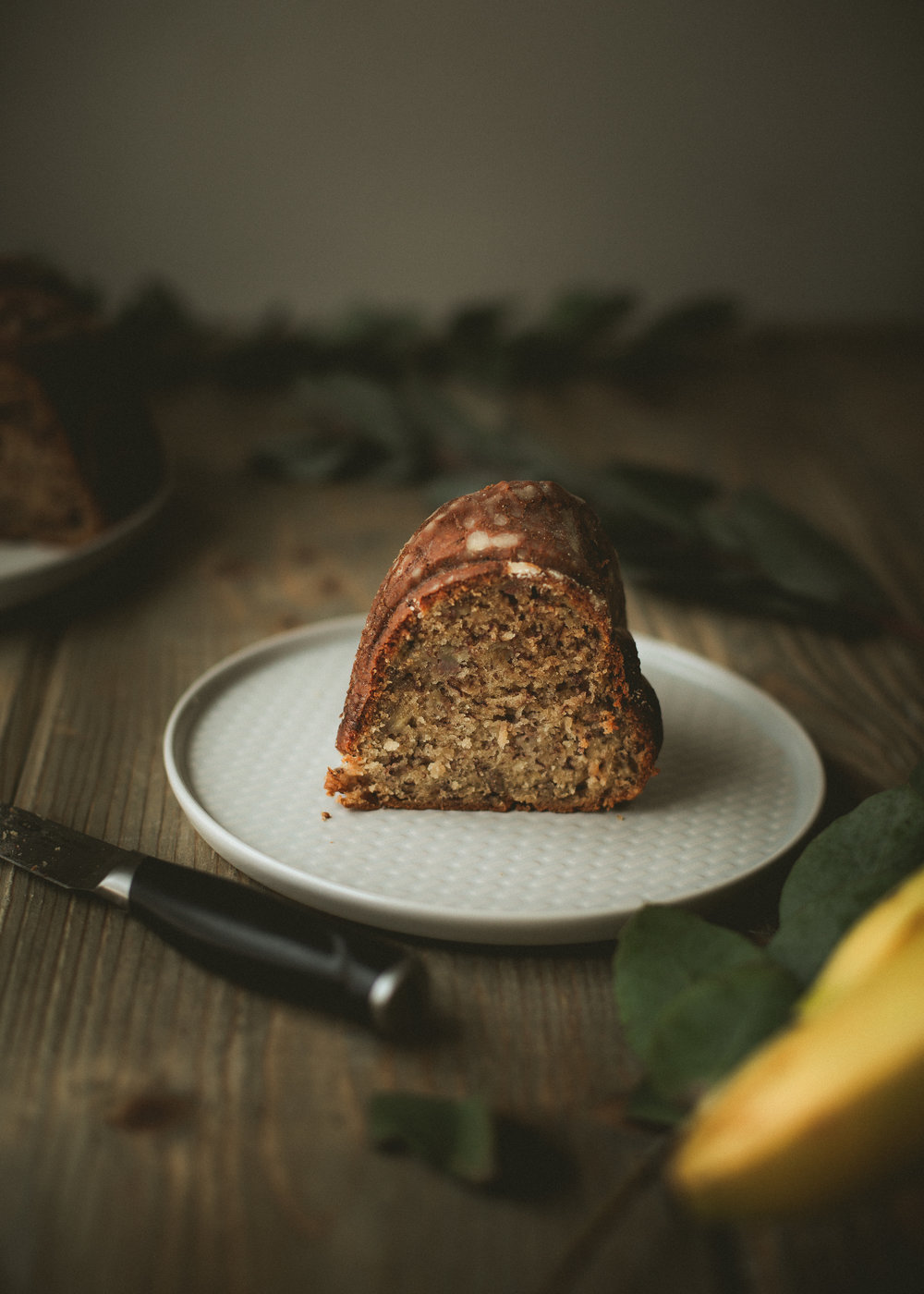 Most perfect banana bread recipe, easy and simple | from scratch, mostly blog