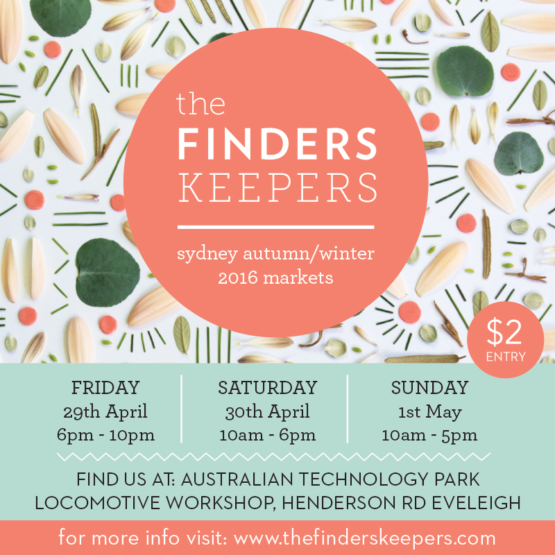 Finders Keepers Market, Sydney