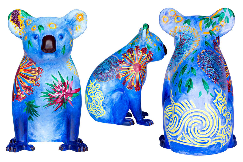 Hello Koalas Bago Blossom