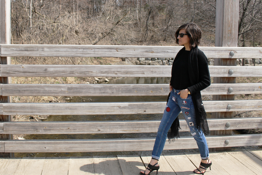 WoahStyle.com | Alexander Wang Shoes and Zara Jeans