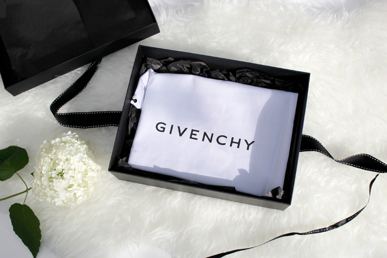 WoahStyle.com | Netaporter gift box and Givenchy