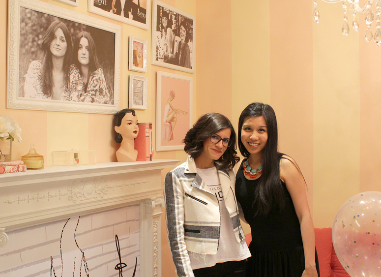 WoahStyle.com | Benefit Canada HQ, Nathalie Shible Martin and Janice Lee