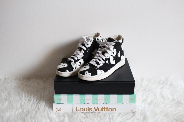 WoahStyle.com | Comme des Garçons converse sneakers