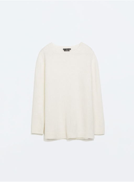 Zara wool sweater