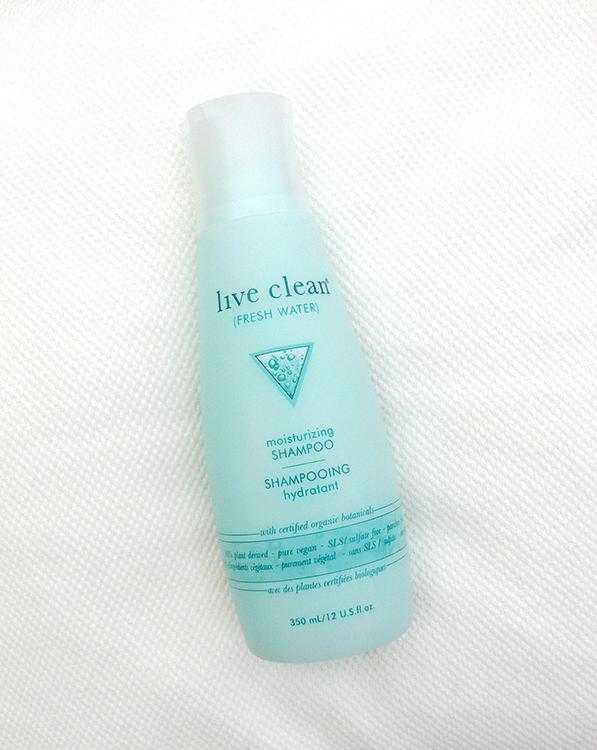 WoahStyle.com | Live Clean eco friendly shampoo