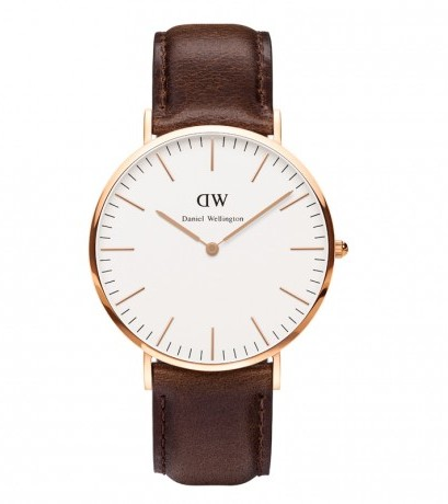 WoahStyle.com | Daniel Wellington Classic Bristol men's watch