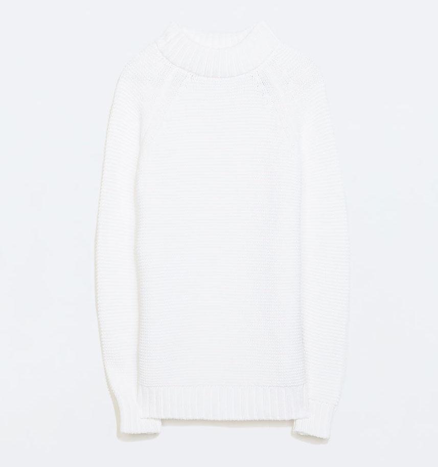 WoahStyle.com | Zara knit sweater