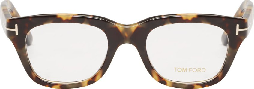 WoahStyle.com | Tom Ford Black Tortoiseshell TF5178 Optical Glasses