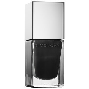 Givenchy Black Nail Polish