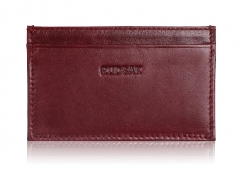 Roods leather card holder