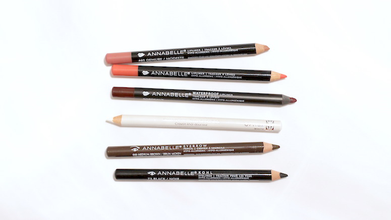 WoahStylecom | Annabelle and Rimmel London eye liner and lip liner review