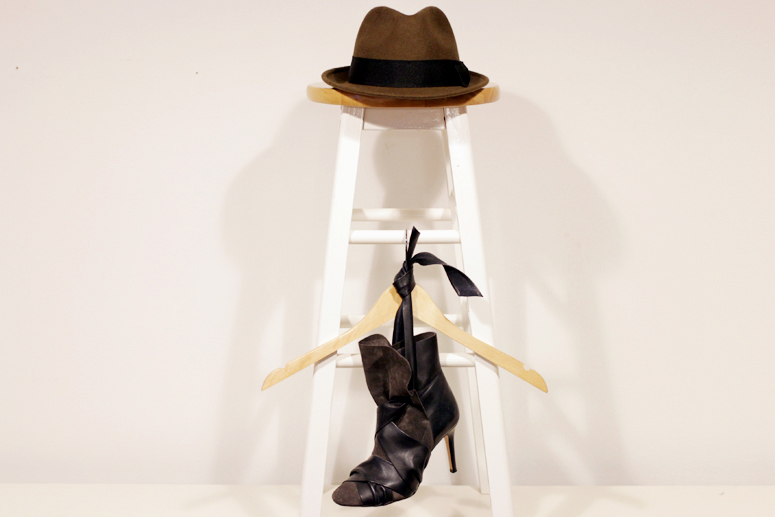 WoahStyle.com | Fedora and Isabel Marant boots
