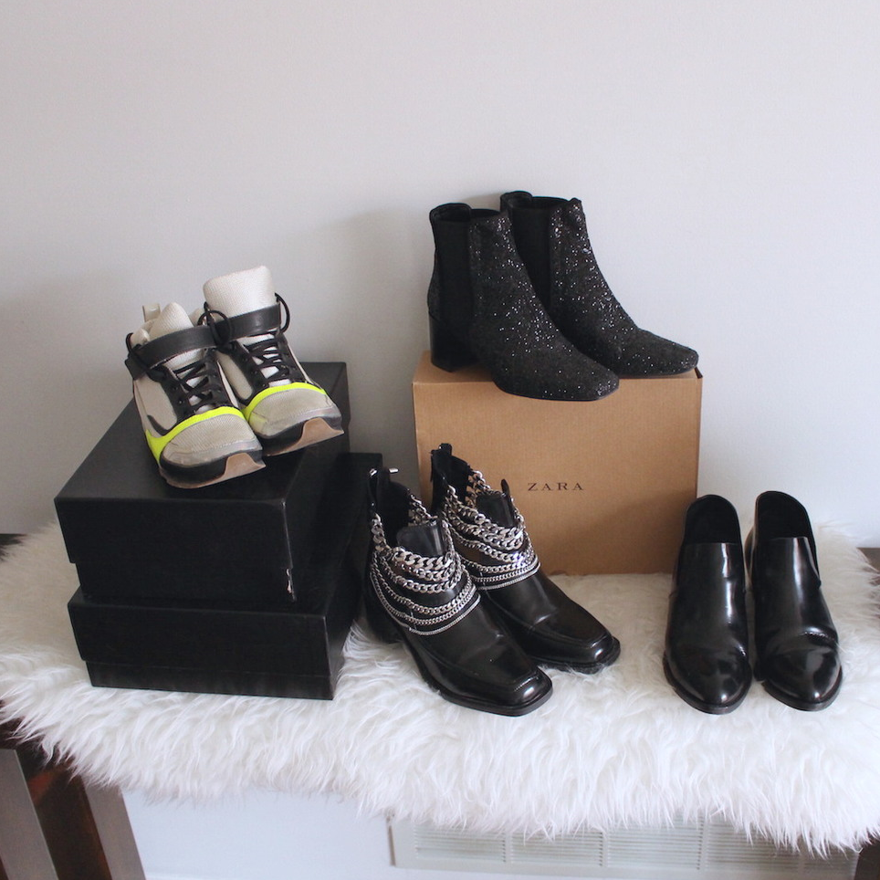 WoahStyle.com | For Sale! Jil Sander, Zara and Alexander Wang